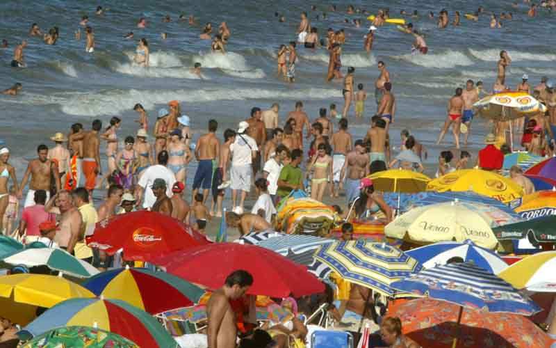 Praia de Canasvieiras