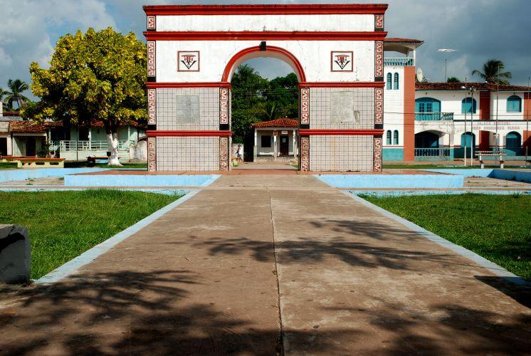 Resultado de imagem para fotos da cidade de cachoeira do arari-pa