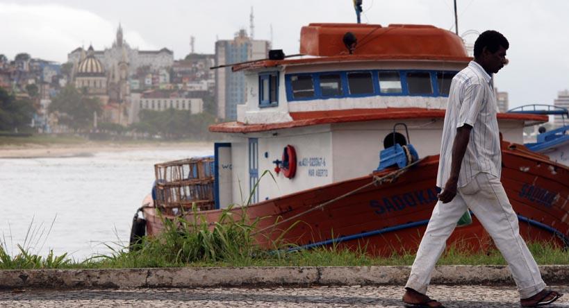 Embarcações turísticas