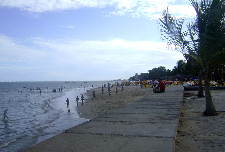Praia do Duro