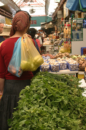 Mercado Mahané Yehuda