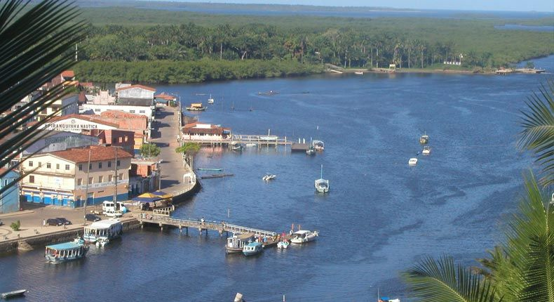 Baía de Camamu