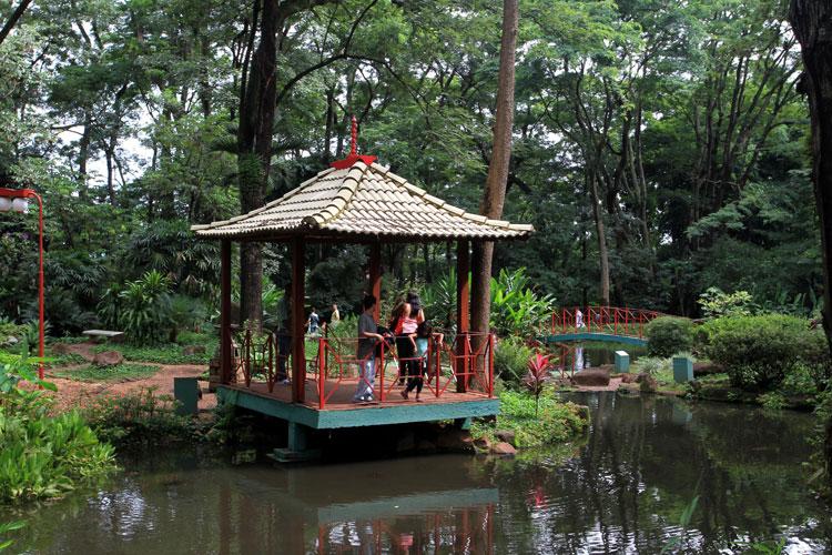 cerca para jardim ribeirao preto : cerca para jardim ribeirao preto:inauguração do Jardim Japonês aconteceu em 29 de junho de 1969