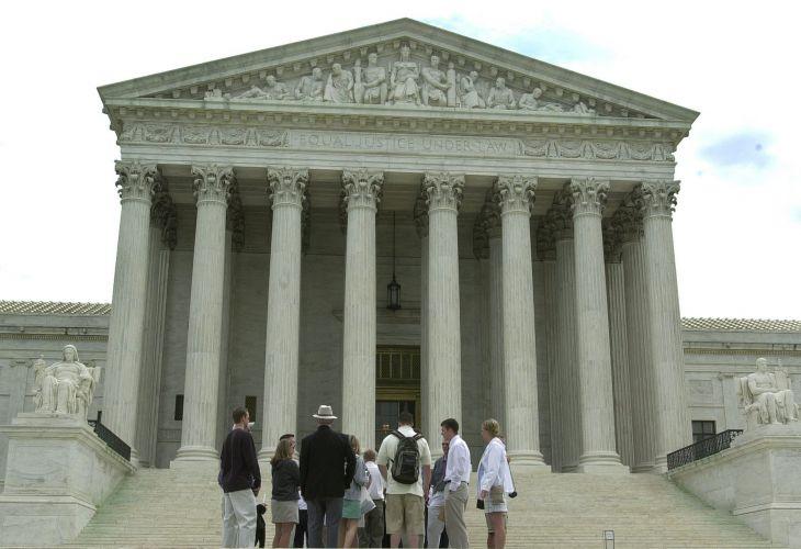 Corte Suprema dos Estados Unidos
