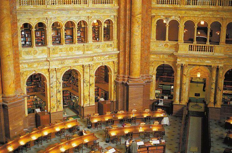 Biblioteca do Congresso dos EUA