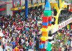 Mal�sia inaugura o primeiro parque tem�tico do Lego da �sia neste s�bado (15/09)