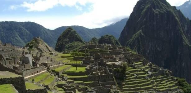 Construção do Santuário Histórico foi erguida no século 15 pela antiga civilização incaica