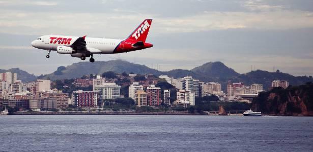 TAM corta plano de frota de aviões para 2012