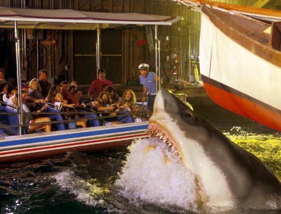 JAWS! no Universal Studios de Orlando