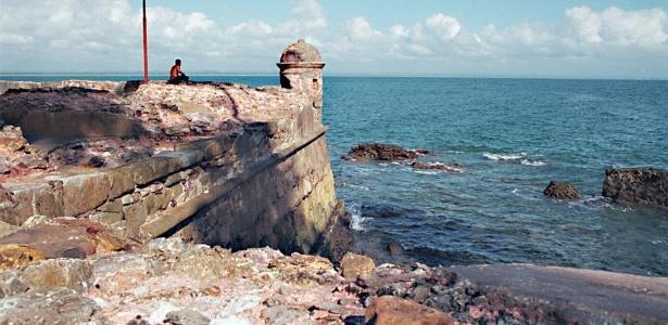 Morro de São Paulo, no sul da Bahia, é outro local apreciado pelo mineiro Eduardo Costa no verão
