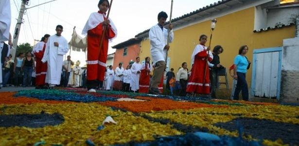Santana do Parnaíba (SP) organiza uma das celebrações de Páscoa mais famosas do Brasil