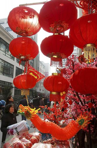 Xangai preparada