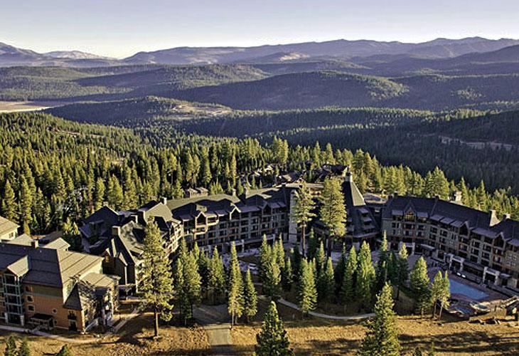 The Ritz-Carlton Highlands, Lake Tahoe, Truckee, Califórnia
