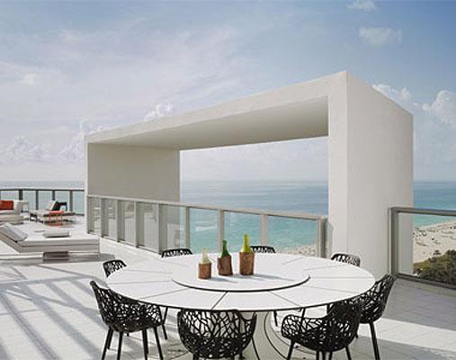 W South Beach, Miami Beach, Florida
