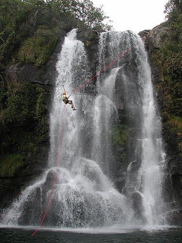 Cachoeira dos Garcias