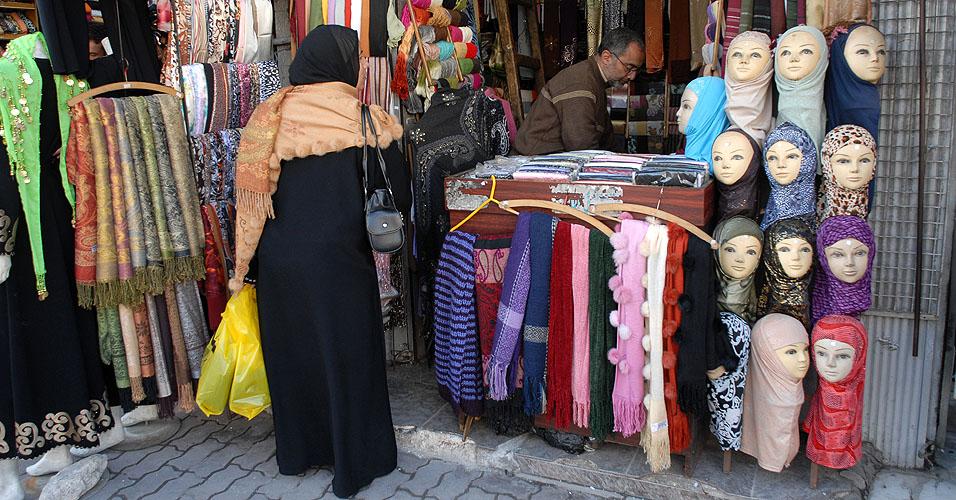Loja de trajes típicos