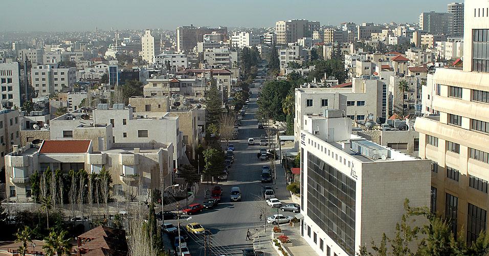 Bairro de Jebel Amman