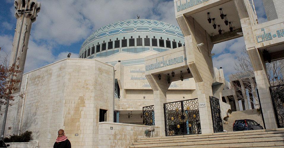 Mesquita do Rei Abdullah
