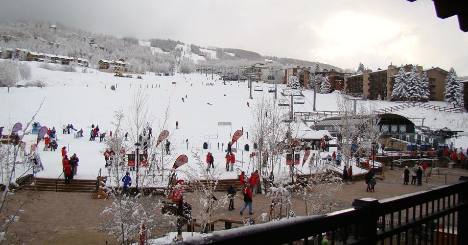 Base da Snowmass