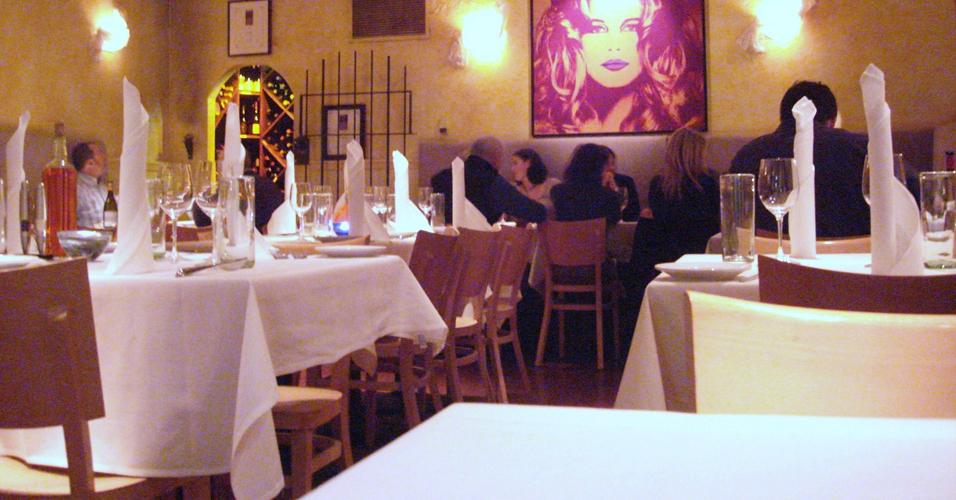 Restaurante Elevation