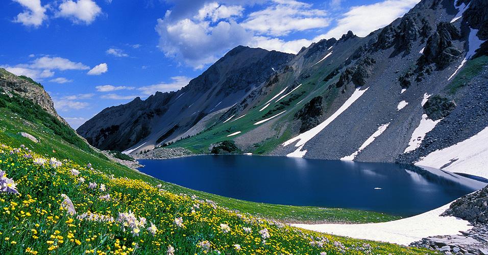 Montanhas de Aspen