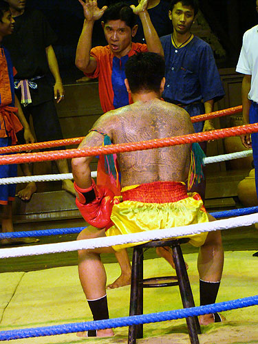 Boxe tailandês