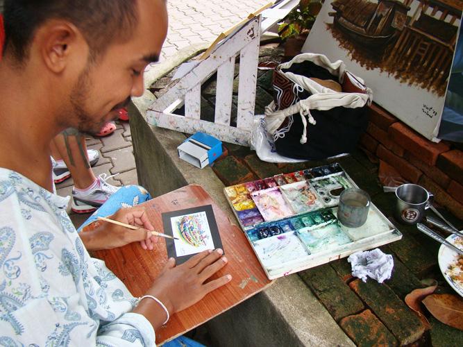 Artista de rua
