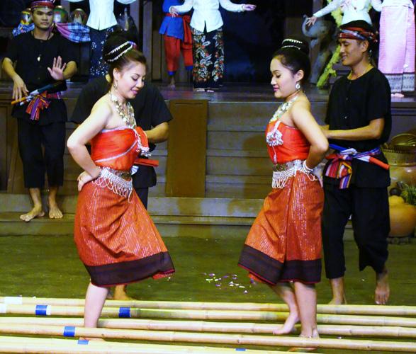 Dança do bambu