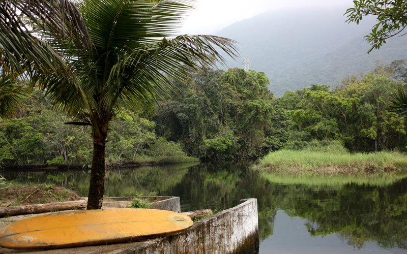 Rio Jaguareguava