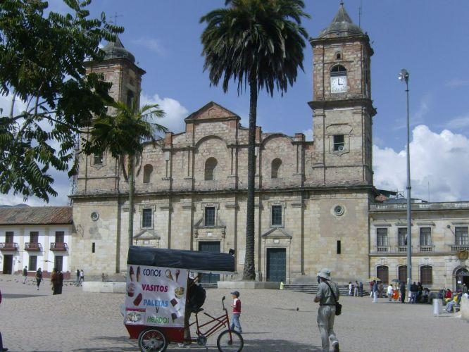 Igreja em Zipaquirá