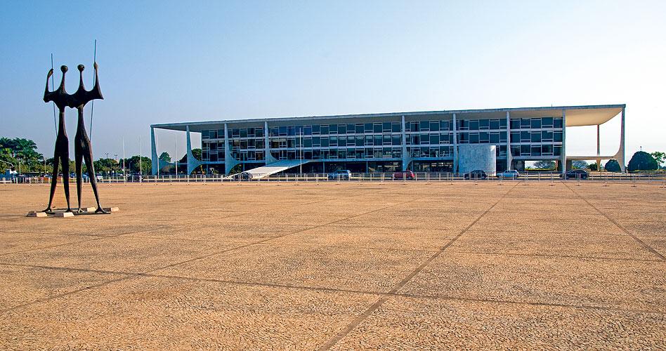 Praça 3 Poderes