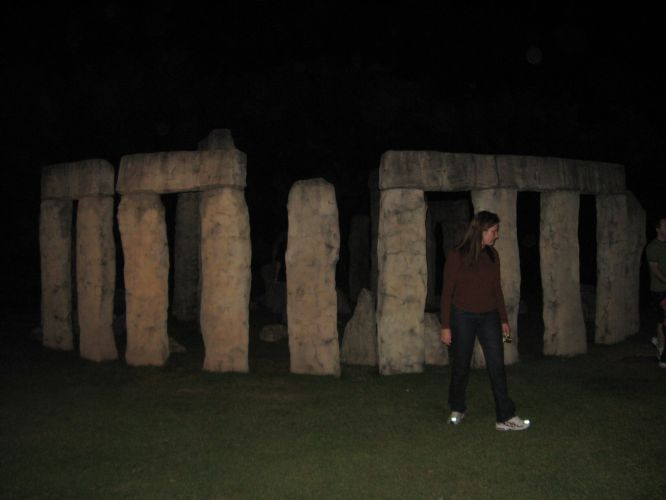 Réplica de Stonehenge
