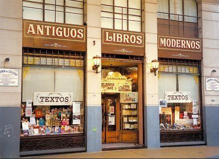 Librería de Ávila