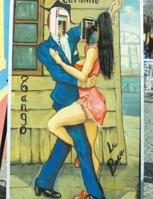 Painel tango