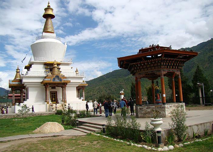 Templo do National Memorial Choeten