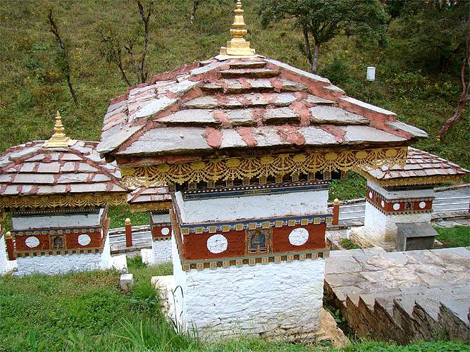 Construções butanesas