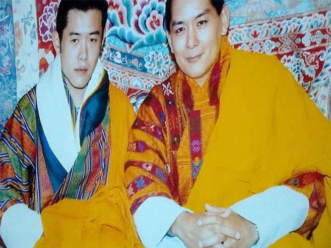 Rei do Butão