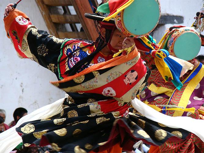 Dança tradicional