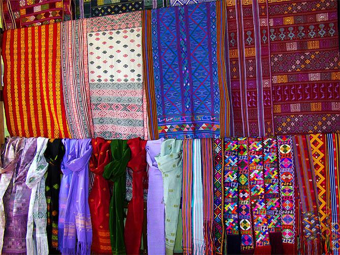 Tecidos e mantas