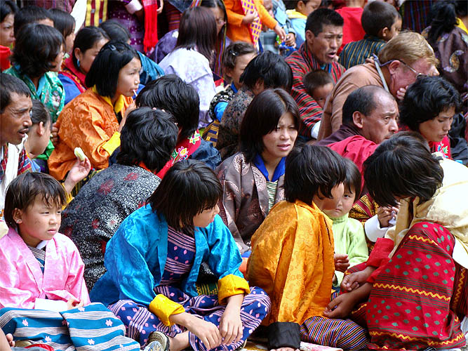 Festival de Wangdue