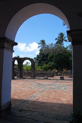 Ruínas do Convento Carmelita