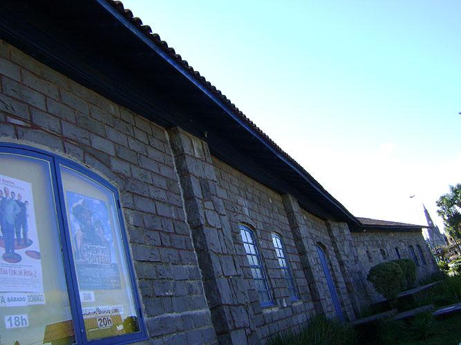 Teatro Casa de Pedra