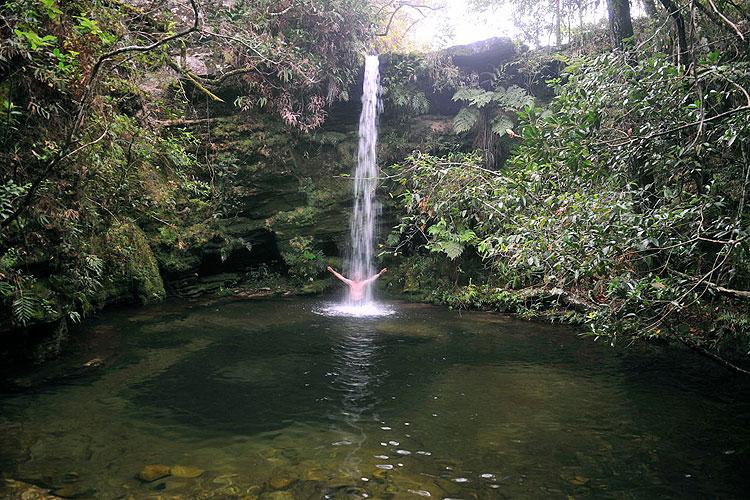 Cachoeira do Guatambu