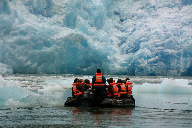 Glacial San Rafael