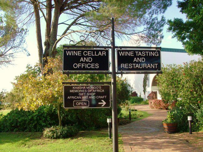 'Rota do vinho'