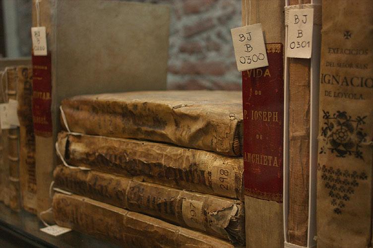 Librería Jesuítica
