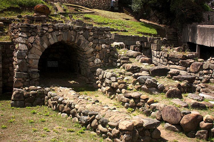 Ruínas Incas de Todos los Santos