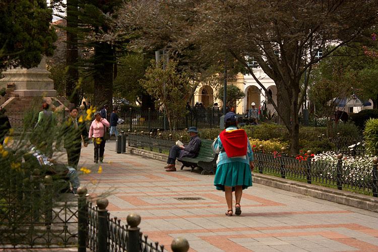Parque Abdón Calderón