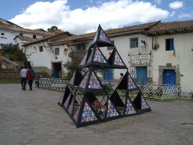 Plazoleta de San Blas