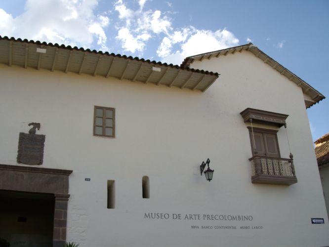 Museu de arte pré-colombina
